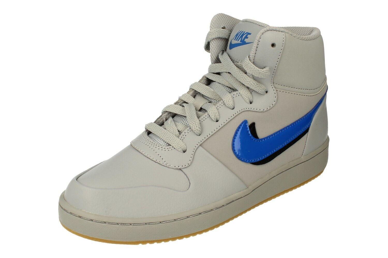 Nike Ebernon Mid Prem Mens Hi Top Trainers Aq1771 Turnschuhe schuhe 001