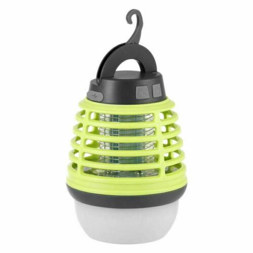 Outdoor Mosquito Killer Lamp Fly bug Zapper LED Camping Night Light 2500mah USB