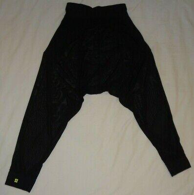 sweaty betty garudasana mesh / gary's / yoga loose pants