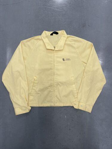 Vintage Champion Jacket Zip Up Purdue University N