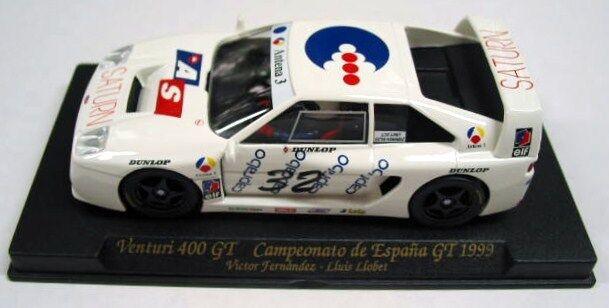 FLY Ref. A243 Venturi 400 - Saturn Spanish GT 1999 1 32 NEW NEW