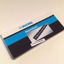 KETTE Büchel 114 Glieder 1/2x5,4 für Simson Schwalbe KR51 KR51/1 Duo 4/1 Roller