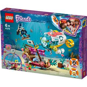 Lego Friends Dolphin Rescue Mission Building Set - 41378 ...