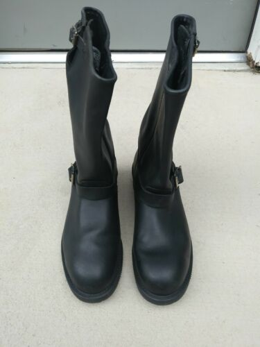 Double H Engineer Motorcycle boots 9.5D