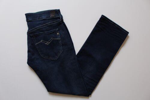 Blau W26,27,28 L30 Replay Newswenfani  Relaxed WX 661.000 Damen Jeans
