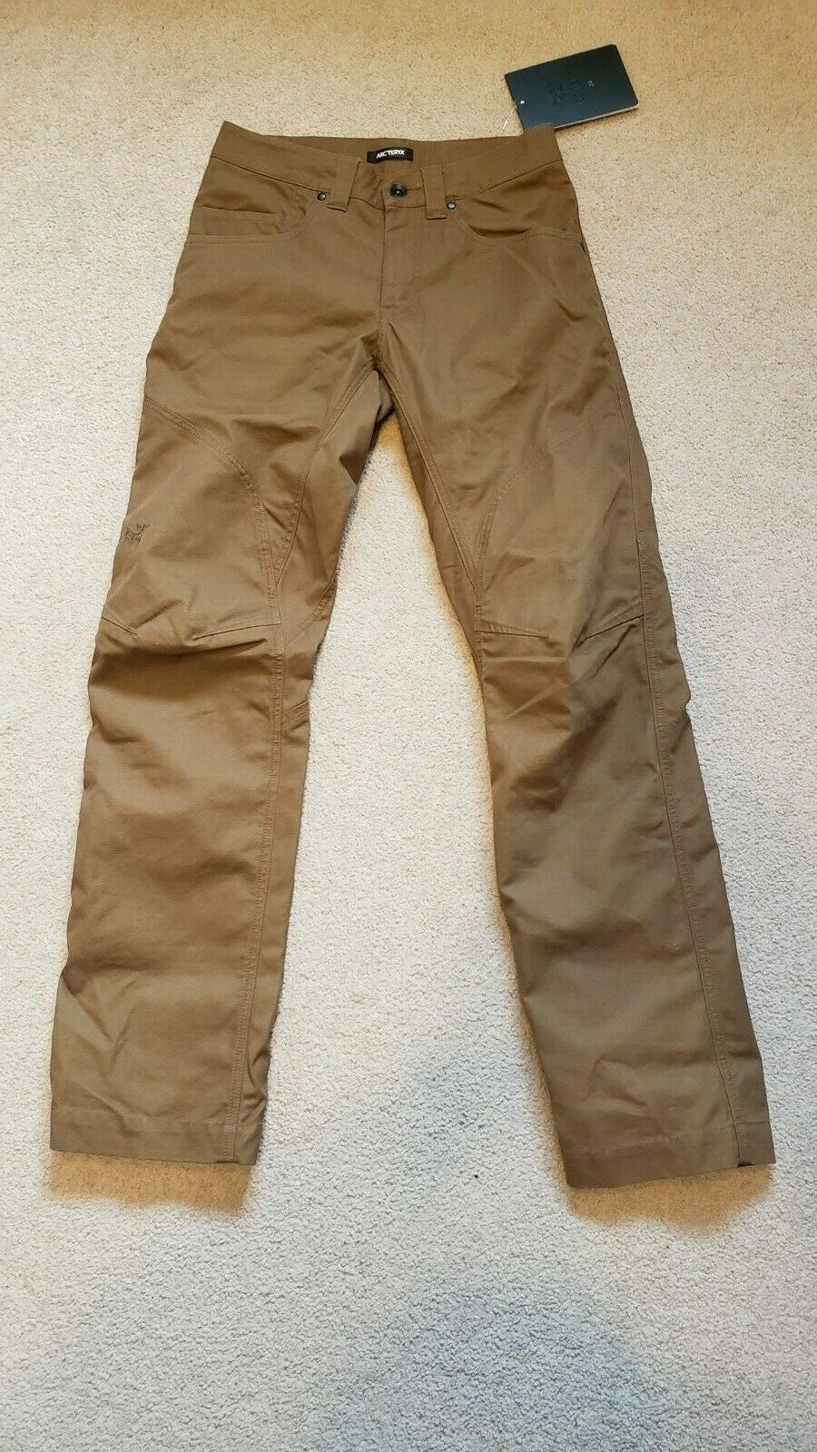 Arc`teryx Cronin pants in minotaur Farbe brand new with tags