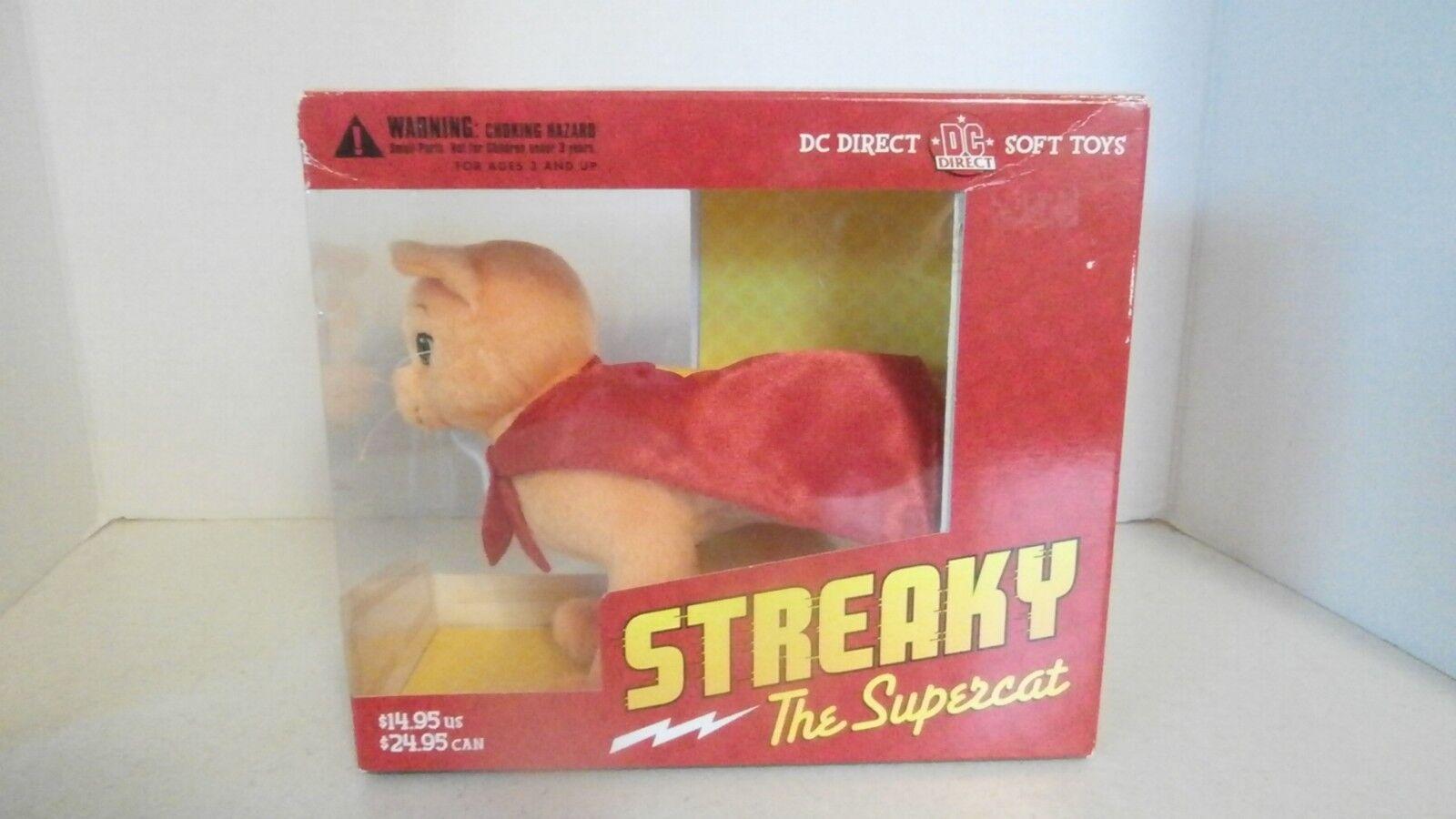 Die direkte, auch die superkatze soft toy supergirl ist katze
