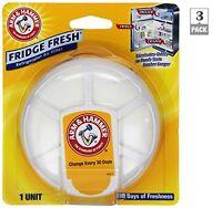 Church & Dwight 01710 Fridge Baking Soda Disc (pack Of 3), New, Free Shipping on sale
