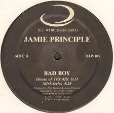 JAMIE PRINCIPLE - Bad Boy - DJ WORLD