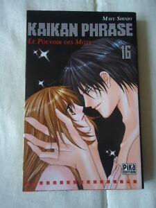Kaikan-Phrase-Tomo-16-Pika-Manga-Shojo-Grupo-Musica-Rock-Mayu-Shinjo-Raro