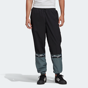 Adidas Originals homme adicolor tranchés Trefoil Track Pants Black