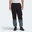 miniature 1 - Adidas Originals homme adicolor tranchés Trefoil Track Pants Black