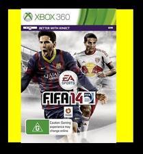 FIFA 2014 14 Microsoft Xbox 360 PAL Brand New