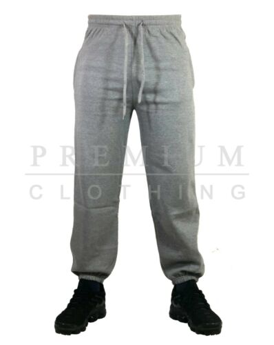 Mens Jogging Bottoms Joggers Tracksuit Pants Trousers Running Fitness Gym M-5XL
