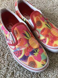 Vans CLASSIC SLIP ON Glitter Fruits