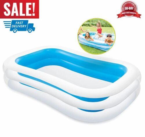 piscina inflable familiar ninos patio interior casa 103 X 69 X 22 age 6+