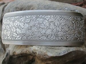 Large-Antiqued-Silver-Plated-Brass-Hair-Barrette-for-Thick-Hair-Made-in-USA-018S