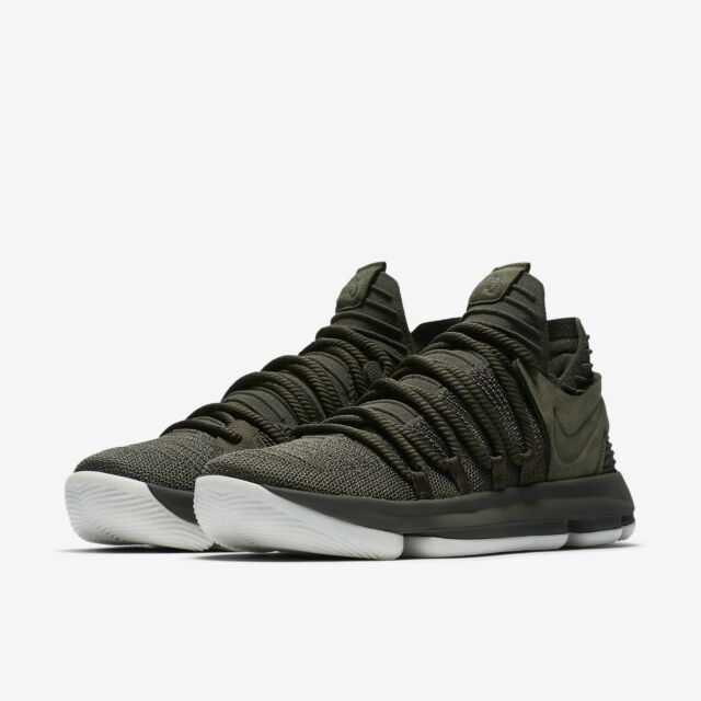 finest selection f91ed 99a5a Nike Zoom Kd10 KD 10 X NL NikeLab Glow in The Dark MVP 917732-900 Size 9.5