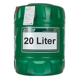 20-1x20-Liter-FANFARO-10W-40-GAZOLIN-Motoroel-API-SG-CD