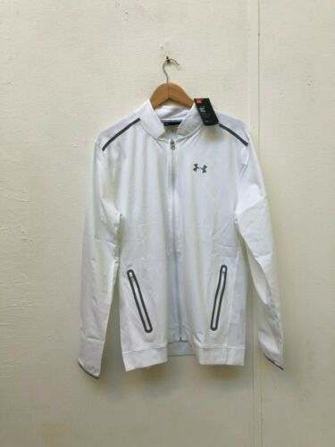 Jacket Under Gear Armour White Loose Cold Large Core 190085510164 New Ua Fit Heren 8rZwqSf8