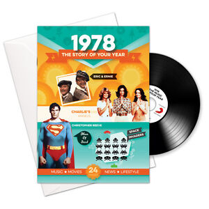 40th-BIRTHDAY-or-ANNIVERSARY-GIFT-1978-Retro-CD-Booklet-Gifts-Greeting-Card