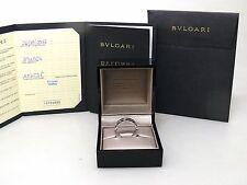 Bulgari B. ZERO 1 | 1-band anello in 750/18kt. bianco oro | Ovp