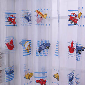 Cartoon-Voile-Blackout-Curtains-for-Kids-Room-Window-Curtains-Tulle-Sheer-neNYUK