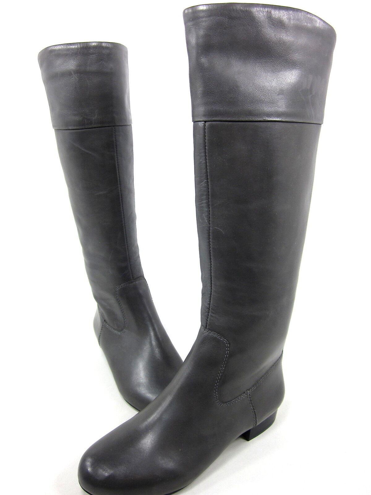 House of Harlow, Harlow, Harlow, Jean botas, Para Mujer, gris, Estados Unidos 5M, Cuero, Nuevo Exhibido, Sin Caja  Venta en línea precio bajo descuento