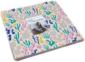 Yucatan-Moda-Layer-Cake-42-100-Cotton-10-034-Precut-Quilt-Squares