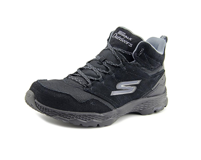 skechers go walk hiking boots