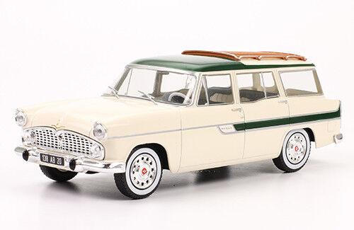 SIMCA VEDETTE MARLY 1959  1 24 New & Box Diecast model Car miniature