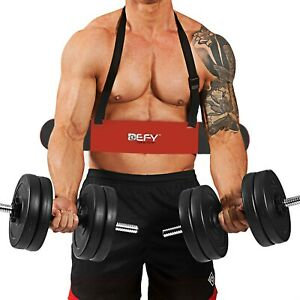 DEFY-Heavy-Duty-Arm-Blaster-Round-Edges-Body-Building-Fitness-Gym-Curl-Triceps