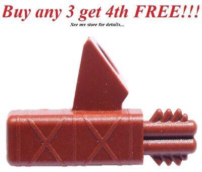 Lego Weapon Classic Brown CROSSBOW ARROW Castle Knight Ninjago Cross bow ☀️NEW