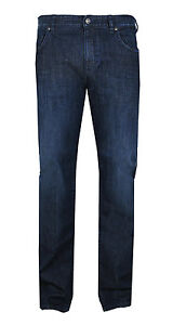 BOSS-BLACK-Jeans-Columbia-Regular-Fit-navy-blue-treated-STRETCH