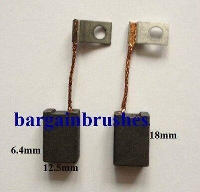 385//SPIT 385 Marteau perforateur 6,3x12 Balais Charbon Carbone Pour SPIT 385//SPIT 5 mm