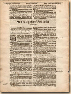 1611-First-Ed-KING-JAMES-BIBLE-1611-1649-LEAF-sm-Folio-OUR-SELECTION-one-FREE
