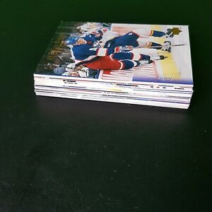 1995-Upper-deck-Hockey-Card-lot-Total-of-36-cards-NHL