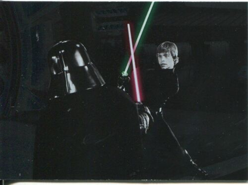 Star Wars Galactic Files Galactic Moments Chase Card GM-9