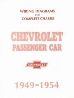 CHEVROLET 1949, 1950, 1951, 1952, 1953 & 1954 Chevy Car ...