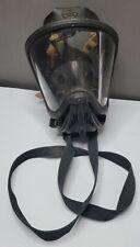 Msa Ultra Elite Fire Fightergas Mask Size Medium