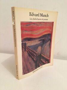 Edvard-Munch-Las-Masterpieces-De-Juvenil-M-Schneede-1988-Schirmer-Mosel-Be