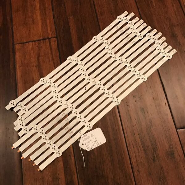 Lg 6916l-1174a / 6916l-1175a / 6916l-1176a / 6916l-1177a Led Strips For 47ln5200