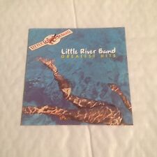 Little River Band - Greatest Hits (2000) Soft Rock Folk Rock  CD