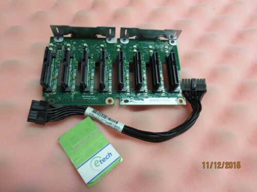 69Y0649 IBM 8x2.5-inch SAS//SATA hot-swap drive backplane for x3650M3 69Y0650