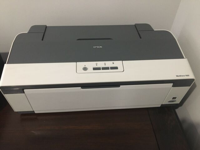 Epson WorkForce 1100 Inkjet Printer READ DESCRIPTION