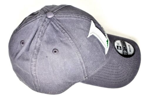 Size M//Medium />NEW/< LEXINGTON LEGENDS New Era Core Fit Gray Hat//Cap 49Forty