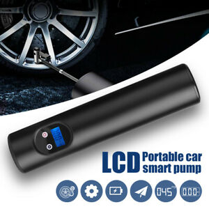 Portable-Air-Pump-Wireless-Air-Electric-Tire-Inflator-Car-Bike-Bicycle-Battery