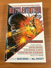 BATTLESTATION BOOK TWO Vanguard Bill Fawcett & David Drake MARCH 1993 ACE SF PBO