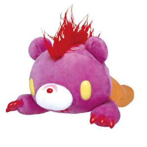 Gloomy-Bear-10-039-039-Purple-Belly-Flop-Halloween-Prisoner-Taito-Plush