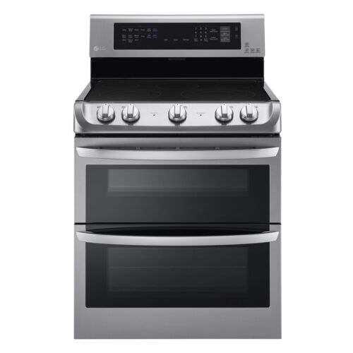 LG LDE4415ST Electric Double Oven Range 7.3 cu. ft - Stainless Steel